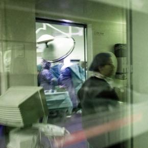 Hôpital de la Pitié-Salpêtrière - Paris