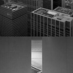 NEW YORK CITY - 2013 (série diptyques) 50x70 impression pigmentaire sur papier fineart pearl contre-collé sur aluminium