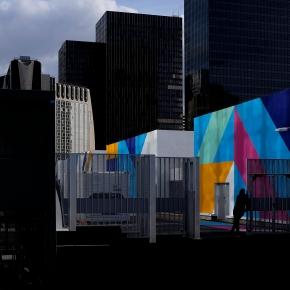 PARIS LA DEFENSE - 2020 50x70 impression pigmentaire sur papier fineart pearl